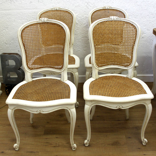 Sedie shabby chic for Sedie shabby chic usate