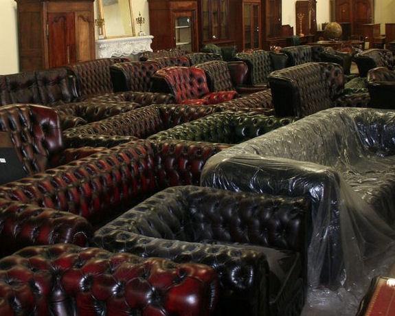Divani Chesterfield e Poltrone Chesterfield vendita e noleggio : (Albano Laziale)